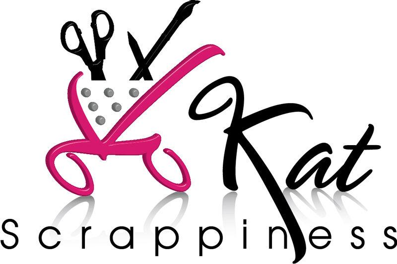 Kat+Scrappiness Scrapbooking