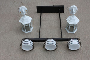Ceiling Lights and Outdoor