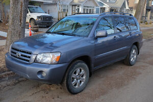 2007 Toyota Highlander Limited SUV, Crossover PRICE REDUCED