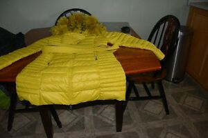 beauitful coat with real foxfur St. John's Newfoundland image 2