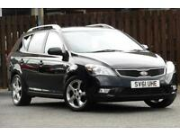 2011 KIA CEED 1.6 CRDI 3 ESTATE 5DR ESTATE DIESEL