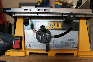 Brand New Table Saw