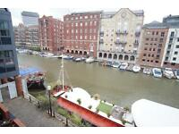 2 bedroom flat in Queen Quay, Welsh Back, Harbourside, Bristol, BS1 4SL