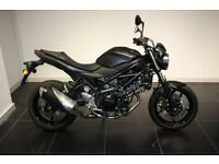2016 SUZUKI SV 650 MATT BLACK, BRAND NEW PRE REGISTERED 66 PLATE! POA