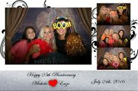 May Special 230$ Photo or Video Booth Rental