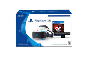 PLAYSTATION VR - GT SPORT BUNDLE WITH 2 WANDS