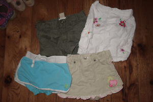 12-18 and 18-24 month box of 60+ items of girls clothing Cambridge Kitchener Area image 2