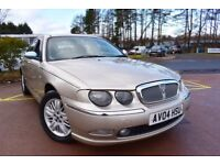 Rover 75 2.0 CDTi 131Ps Club (gold) 2004