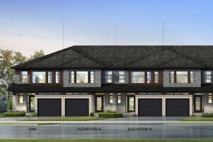 BRAND NEW 3 bedroom townhouse with a walk-in closet in each room