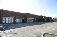 Commercial retail units available for lease