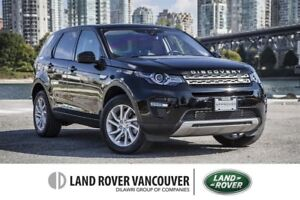 2017 Land Rover Discovery Sport HSE *Certified Pre-Owned 6yr/160