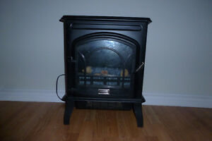 Heater with fire place (Countryside)