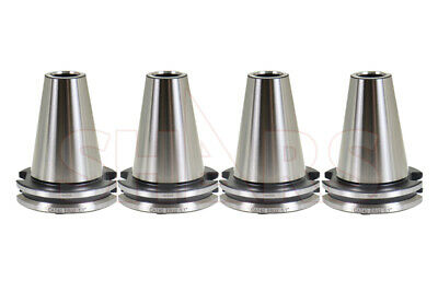 4pcs Cat 40 Er 32 Stub Nose Rigid 1.10 Collet Chuck Tool Holder Er32 .0001 L