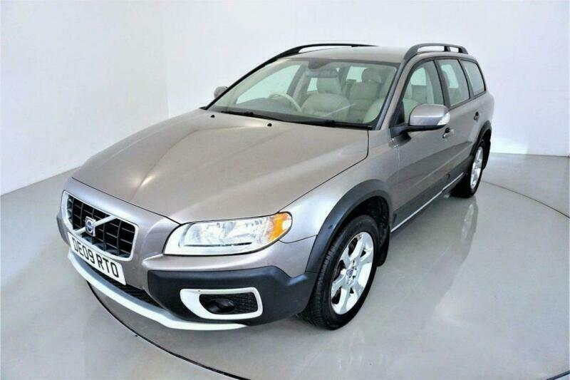 2009 Volvo XC70 2.4 D5 SE AWD 5d AUTO-2 FORMER KEEPERS-LEATHER-ELECTRIC MEMORY S