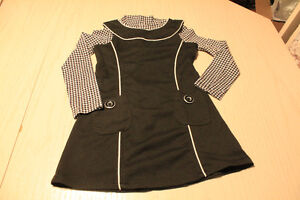 Roots dress Size 8 girls all 5 pieces for $18