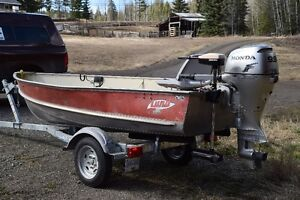 Full Fishing Package for 12' Lund Boat