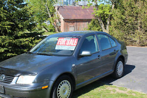 2003 Volkswagen Jetta safety and e-tested