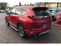 2020 Honda CR-V 1.5 VTEC Turbo EX 5dr CVT with Aero Pack and Towbar Automatic St