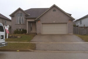 fully finished bungalow 4 bed, 2 baths 2.5 car garage
