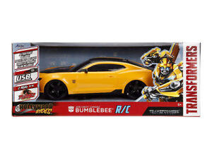 Hollywood Rides Transformers Bumblebee Remote Control 1:16