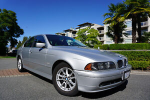 2003 BMW 5 Series 525i, Excellent condition