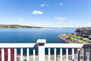 Spectacular Bedford Basin View