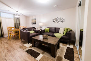 Furnished Luxury 2 King Bed Basement Suite - Weekly or Monthly