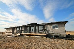 Sprawling 2250SF bungalow on 20 acres!