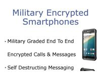 Military Encrypted Phones/Cheaper Than Encro