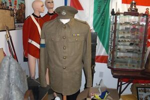 LARGE militaria collection for sale Cornwall Ontario image 2