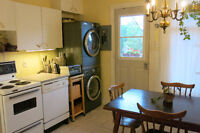 5 1/2 Sunny sublet in Verdun Oct1-Jan or July, 20mins to downtn!