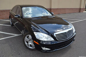 2008 Mercedes S550 5.5L Engine Motor - 93,000 KM)