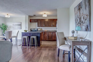 Large, newly renovated 2 bed available - $1,199+