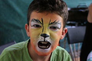 Face Painting ☆☆☆☆☆ Maquillage pour enfants West Island Greater Montréal image 1