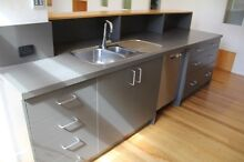 Second hand kitchen with appliances Kew East Boroondara Area Preview