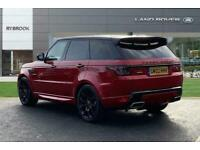 2018 Land Rover Range Rover Sport 3.0 SDV6 (306hp) Autobiography Dynamic SUV Die