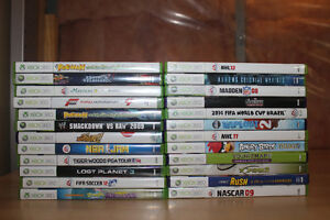 Premium XBOX 360 Package - 50 Games in total Kitchener / Waterloo Kitchener Area image 3