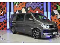VW T32 SWB 2.0TDI 204 DSG 4MOTION KOMBI HIGHLINE SPORTLINE PACK FULL ABT STYLING
