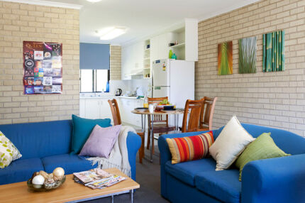 Student apartments on-campus at SCU Coffs Harbour!