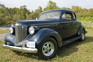 1938 Chrysler Royal Business Coupe