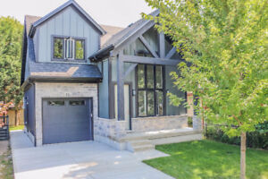 Quality Custom Built 2 Stry Home in Sought After Port Dalhousie!