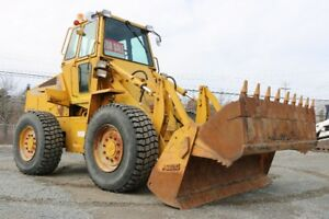 Case W14C Wheel Loader w/4-in-1 Bucket - WORK READY/LOW HOURS