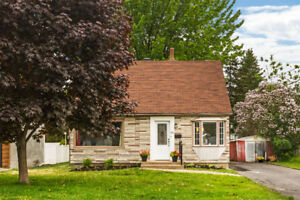 FULLY RENOVATED Home Only a 5 Minute Walk to Water Front