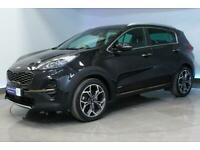 2020 Kia Sportage 1.6 CRDi EcoDynamics+ GT-Line S DCT AWD (s/s) 5dr SUV Diesel A