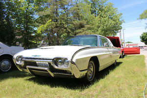 1963 Thunderbird California Car