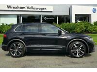 2021 Volkswagen Tiguan 1.5 TSI (150ps) R-Line EVO DSG Auto Estate Petrol Automat