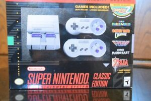 SNES Classic with 250 games