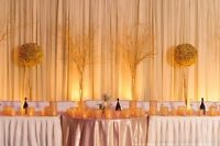 Gold branches/trees for sale - WEDDING - $100