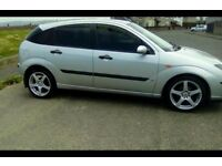 Ford Focus for sale or swap to something BIGGER!