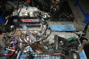 Lexus is300 / altezza 3sge beams engine 6 speed tranny
